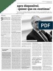 Entrevista Mais Semanário - 09 Novembro 2016