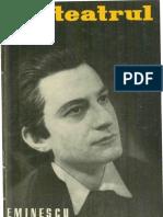 Revista Teatrul, nr. 6, anul IX, iunie 1964