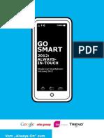 Go Smart - Smartphone Studie von Google, Otto, tns & trendbuero