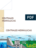 Clase Centrales Hidráulicas