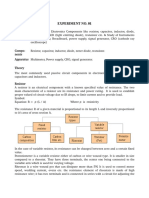 EDC Practical 1