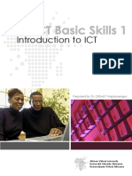 AVU - Introduction to ICT