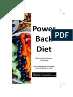 Power Back Diet