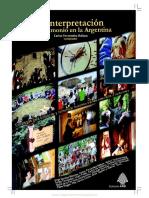 La Interpretacion Del Patrimonio en La Argentina