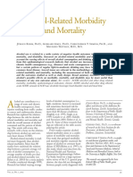 Alcohol-Related Morbidity and Mortality