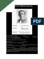 Murnau, Friedrich Wilhelm