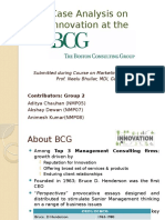 Final BCG