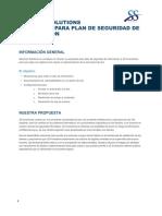 Plan de Seguridad de La Informacion