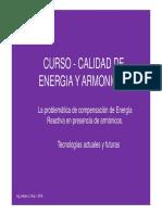Curso Calidad de Energia