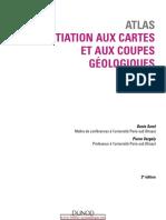 Atlas Initiation Aux Cartes Et Aux Coupes Géologiques