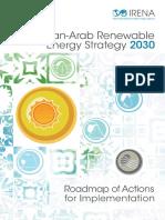 IRENA Pan-Arab Strategy June 2014