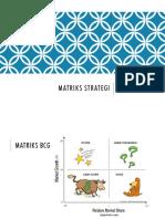 Matriks Strategi