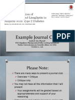 10 12 16 Journal Club Example