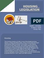 15. Housing Legislation[1]