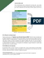 Metodologías Para La Creación de Sitios Web
