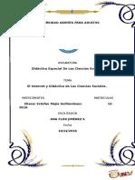 Trabajo Final Didactica de Las Ciencias Sociales