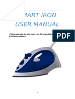 Smart Iron