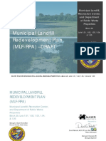 Municipal Landill Redevelopment Plan 11-7