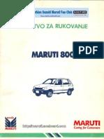 Catalogo de Partes Suzuki Maruti 800