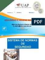 Senama 1 Seguridad e Higiene Industrial