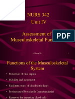 Unit IV Ch. 40 Assessment of MS Function