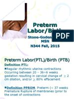 Week 10 Class 15 Preterm labor with answers (1).ppt