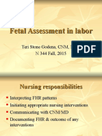 Sp 16 Week 9 Class 12 Fetal assessment in labor (1).ppt