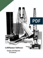 Lift Planner Samples