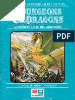 04[OD&D] Companion - Libro Del Giocatore