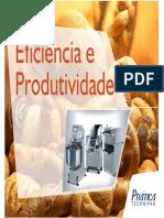 padaria eficiencia-produtividade