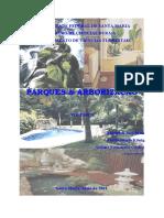 Caderno Didático de Parques e Arborização - Volume 1