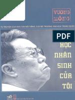 Triết Học Nhân Sinh Của Tôi - Vương Mông