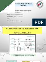 Componentes de Subestación