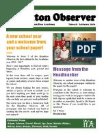 Hamilton Observer Issue 5
