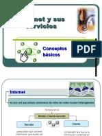 1.- Internet y Sus Servicios