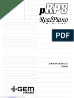 gem_prp8 manual