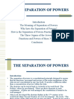 26187_The Separation of Powers