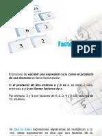 PRESENTACIÓN - FACTOREO