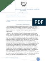 Ensayo Observacion y Practica Docente II-Ana Karen