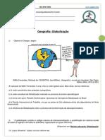 Geografia - Globalização