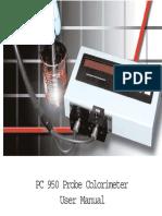 User_manual_3 Brinkmann Probe Colorimeter