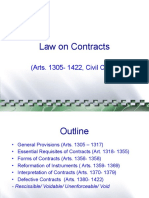 BLAW1 Law on Contracts Part1