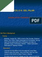 Marcelo H. Del Pilar Presentation