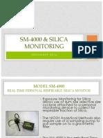 SM 4000 Presentation
