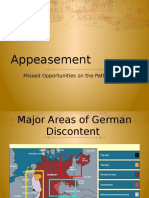 appeasement powerpoint