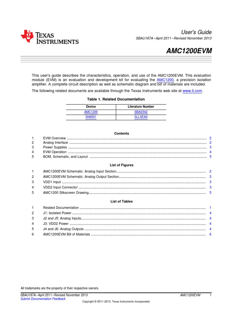 Amc1200 Schematicpdf Electromagnetic Interference Federal Omap 5 Block Diagram Communications Commission