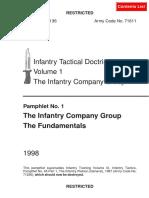 Inf Tac Doc Vol 1 Pam 1 Inf Coy Gp