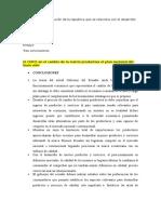 Articulo de La Constitución de La Republica Que Se Relaciona Con El Desarrollo Sustentable