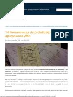 14 Herramientas de prototipado de aplicaciones Web.pdf