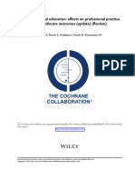 IPE Cochrane Review